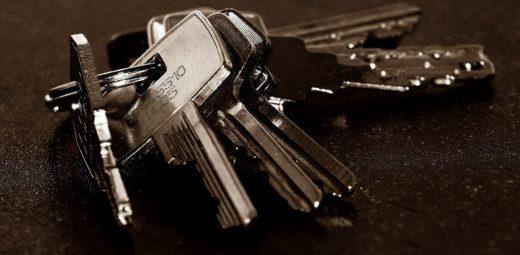 Mercy Housing keys
