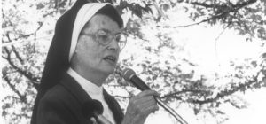 Sister Mary Terese, first president and CEO of Mercy Housing