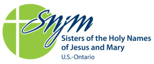 Sisters of Holy Names of Jesus & Mary logo 2018