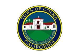 Town of Colma California Logo