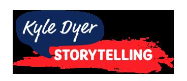 Kyle Dyer Storytelling logo