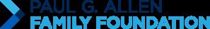 Paul G Allen Family Foundation Logo