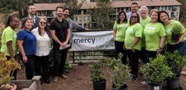 Mercy Garden Volunteers