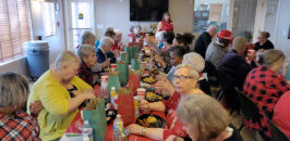 Seniors at Page Commons Get Adopted