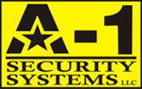 A-1 Security logo