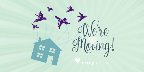 Mercy Housing Lakefront is Moving