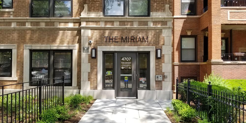 Miriam Apartments