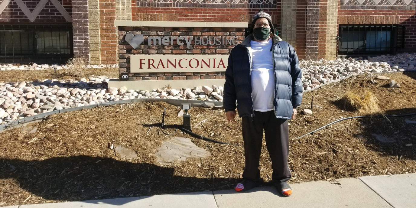 Ellis, Mercy Housing Mountain Plains resident shares his advice about quitting smoking.