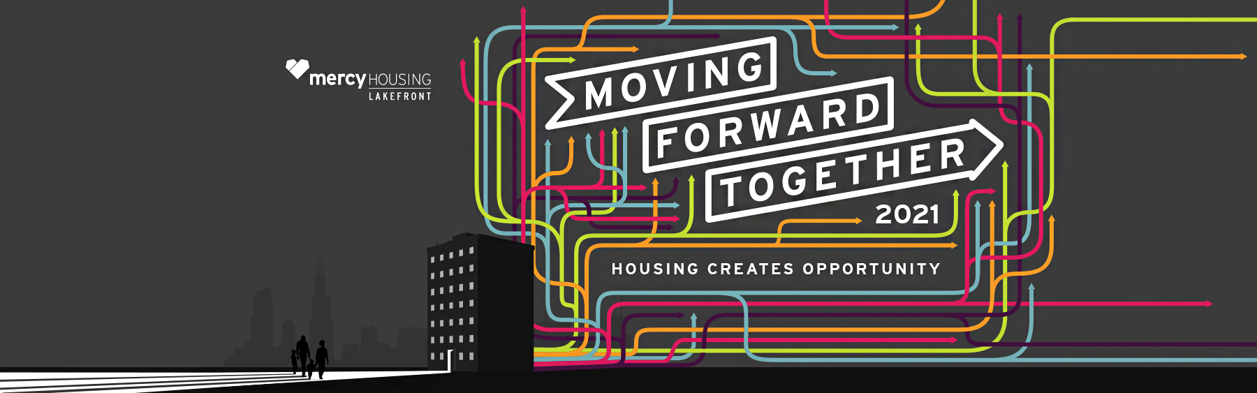 Major Jenkins Apartments Honored at Mercy Housing's Moving Forward Together 2021