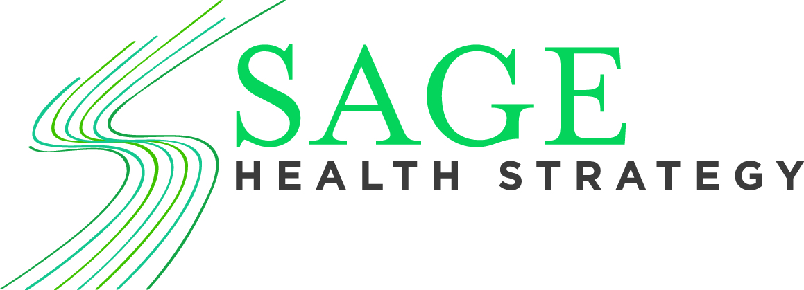 Sage Health Strategy Logo